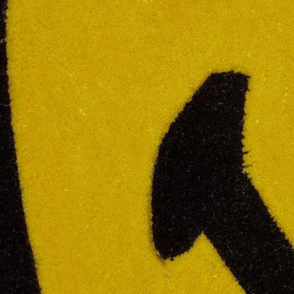 Smiley Rug 'Yellow'