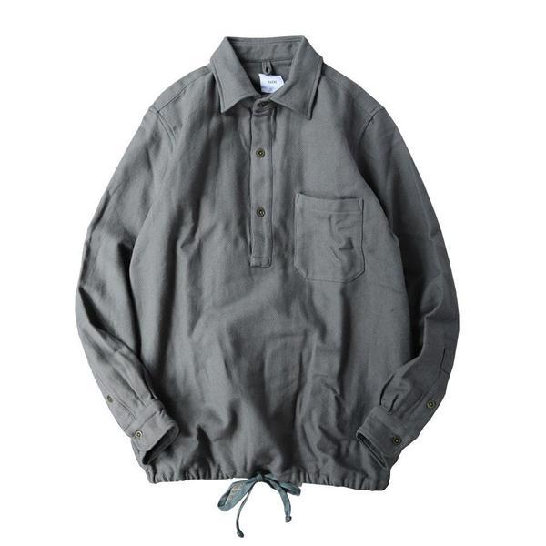 Hem String Shirt