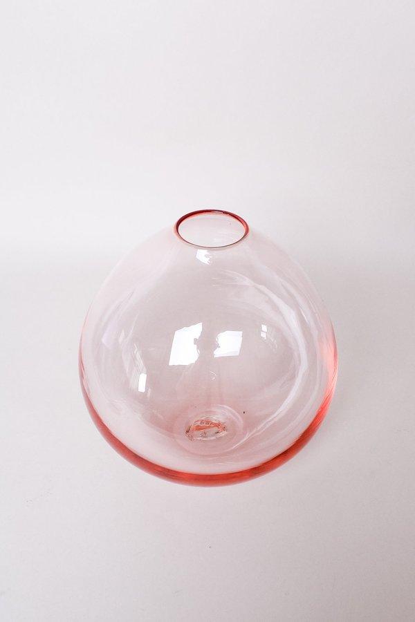 Elijah Leed Short Seed Vessel - Light Peach