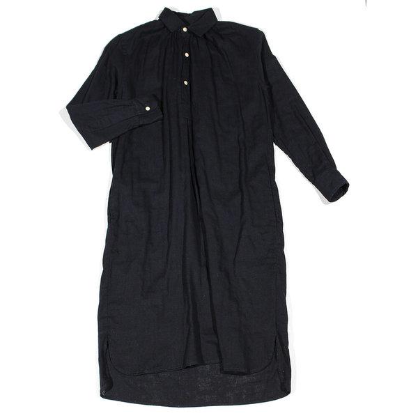 Blluemade New French Dress - Navy
