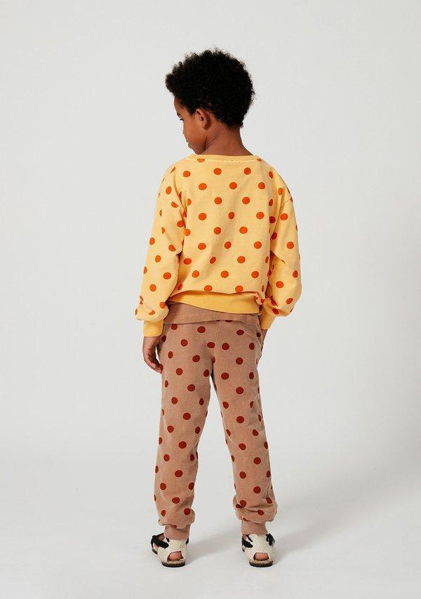kids Weekend House Kids Dots Jogger Pant - Camel
