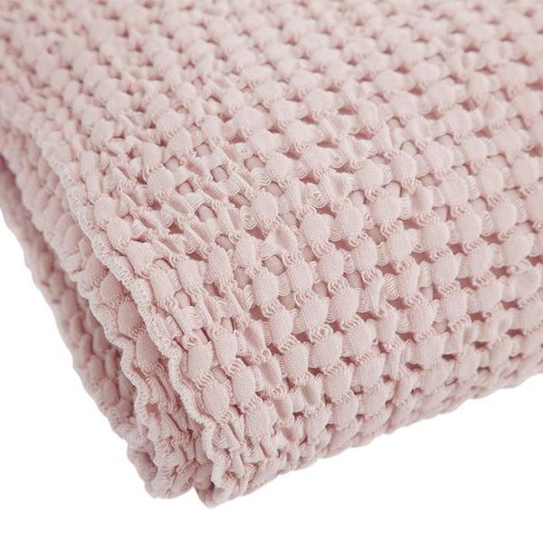 Autumn Paris Big Honeycomb Towel Kit - Pink