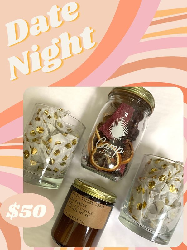 Valentine's Boxes by Revival: Date Night