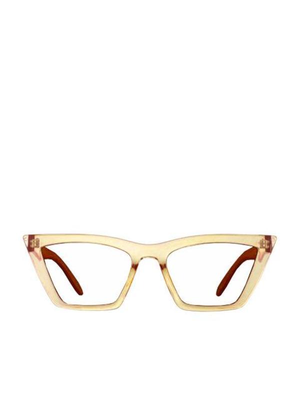 Reality Eyewear LIZZETTE BLUE LIGHT glasses - CHAMPAGNE