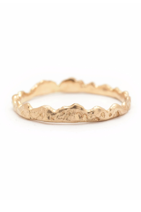 Valley Rose Sequoia Ring