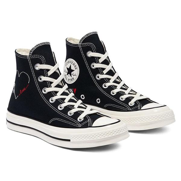 Chuck 70 Hi 'Valentine'S Day - Black'