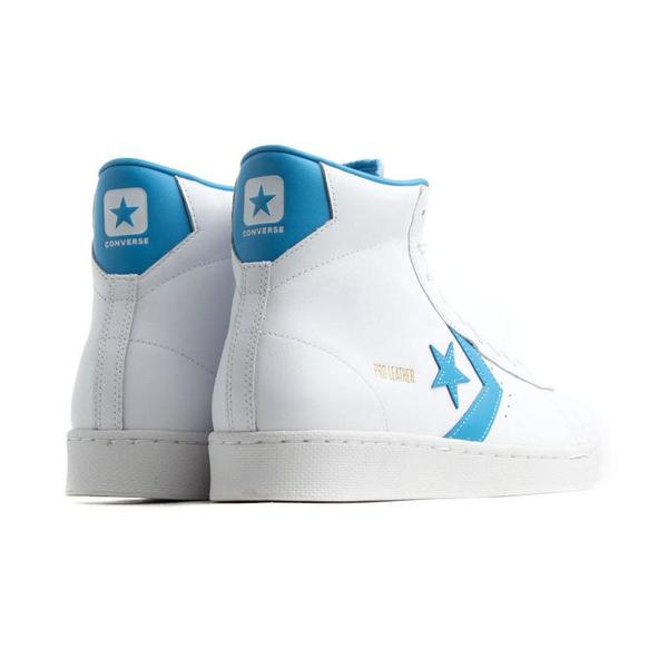 Pro Leather HI 'White / Coast Blue'