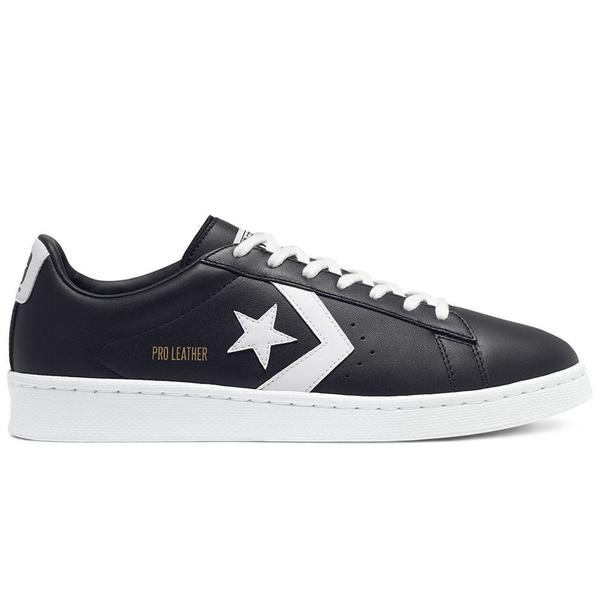 Pro Leather OX 'Black / White'
