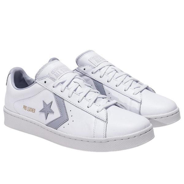 Pro Leather OX 'White / Gravel'