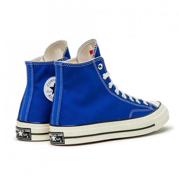 Chuck 70 HI 'Rush Blue / Egret / Black'