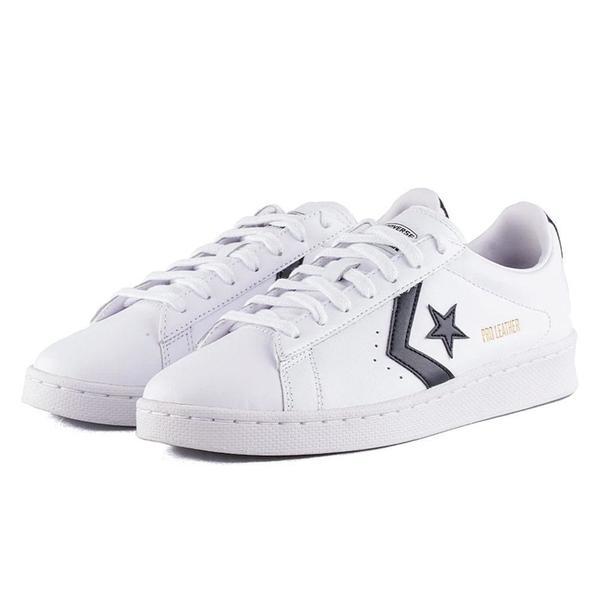 Pro Leather OX 'White / Black'