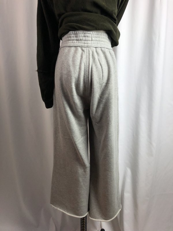 """[pre-loved] Mother """"The Lounge Roller"""" Sweatpants - Gray"""