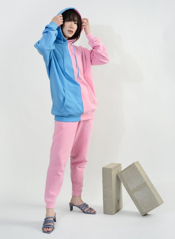 Cotton Candy Hoodie