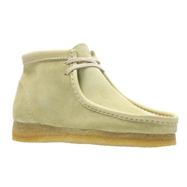 Wallabee Boot. 'Maple Suede'
