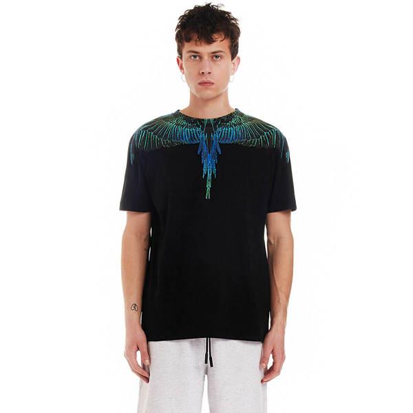 MARCELO BURLON Wings Regular t-shirt Men Size M EU