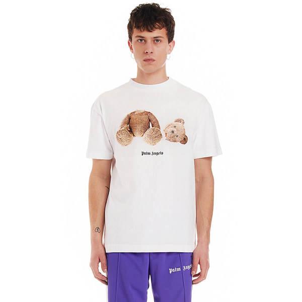 PALM ANGELS Bear t-shirt - White