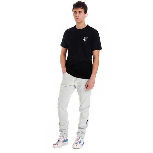 OFF-WHITE Marker tee shirt - black