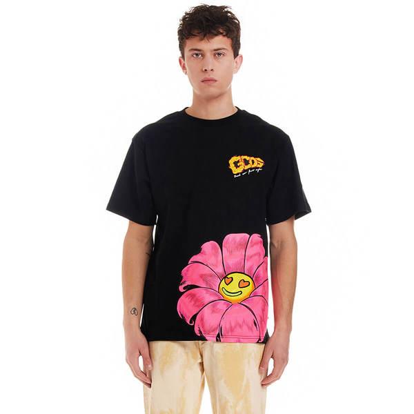 GCDS Regular t-shirt - Black