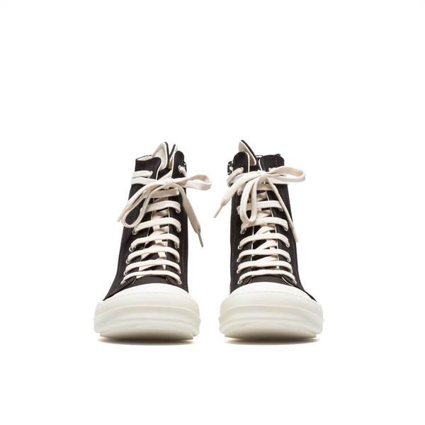 RICK OWENS DRKSHDW High top sneakers - black