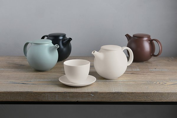 Kinto Japan Pebble Teapot