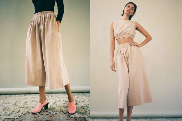Toit Volant Lounge Pant - Clay Taupe