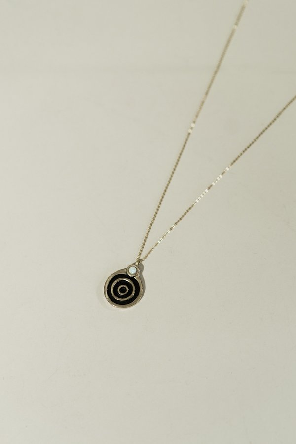 Therese Kuempel Portal Necklace - Opal