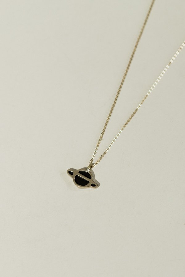 Therese Kuempel Saturn Necklace - Gold