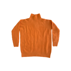 4 Loving People Mink Sweater - Clementine