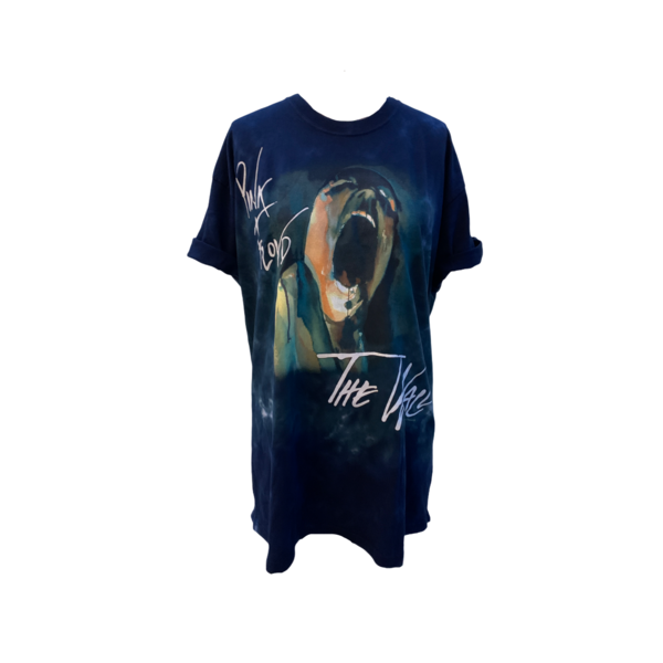 Farm Stand Pink Floyd The Scream T-Shirt - blue