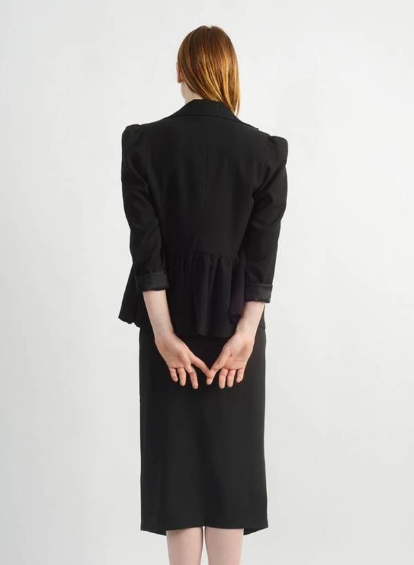 Meg Nip Jacket - Black