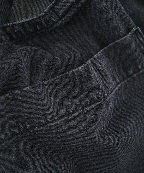 Baggu-Giant Pocket Tote // Washed Black