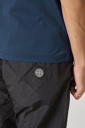 Stone Island Nylon Metal Ripstop Track Pants - Black