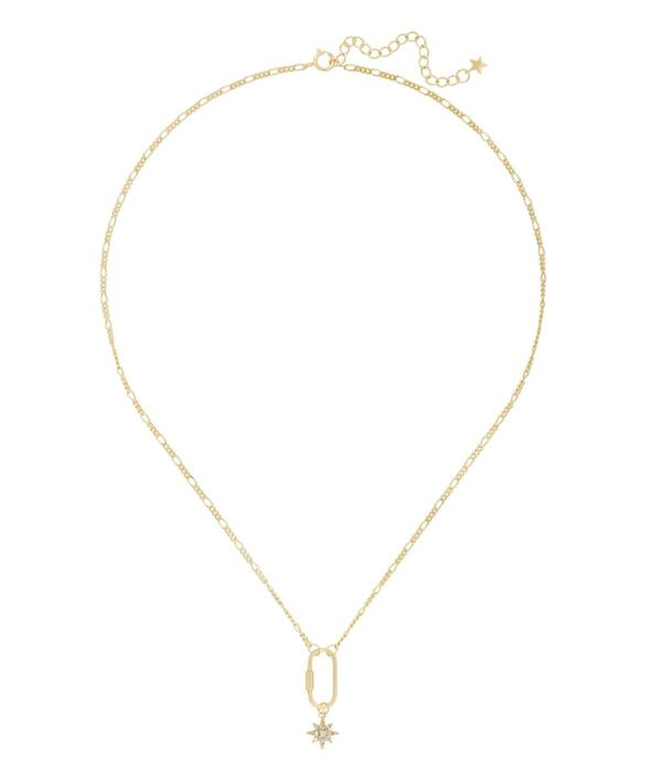 Five and Two Thea Necklace - Gold