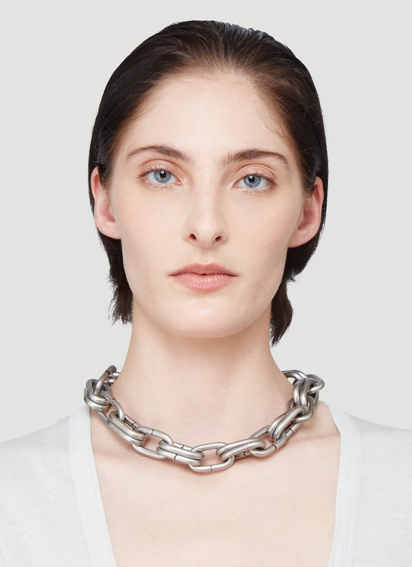 Rick Owens Choker Necklace