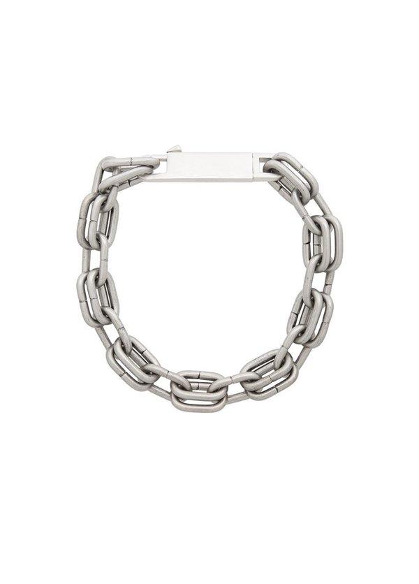 Rick Owens Double Choker Necklace
