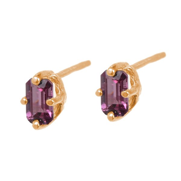 Tarin Thomas Jordan Seza Rhodolite Earrings