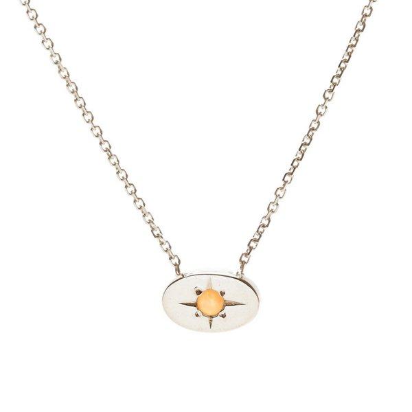Tarin Thomas Nara Opal Necklace
