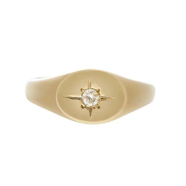 Tarin Thomas Nara Diamond Ring