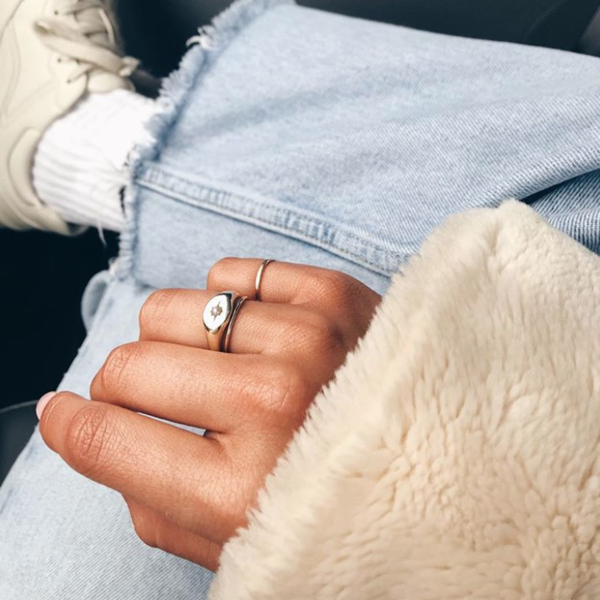 Tarin Thomas Nara Pearl Ring