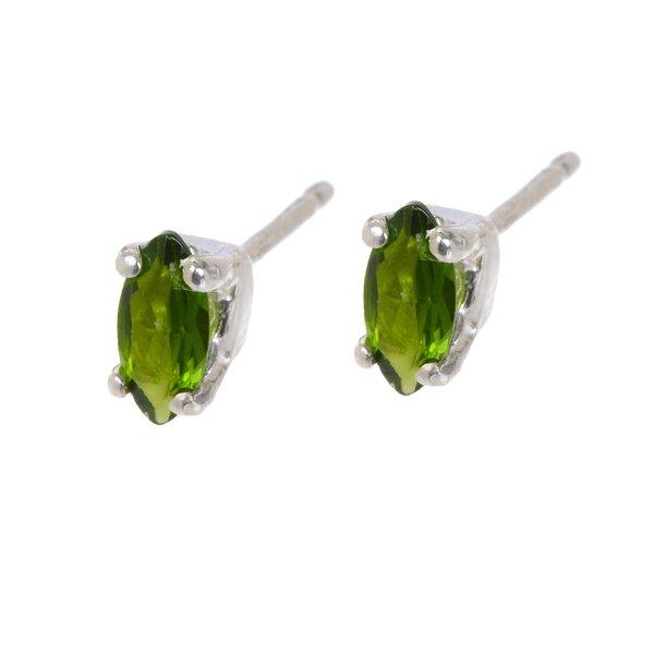 Tarin Thomas Reagan Chrome Diopside Earrings