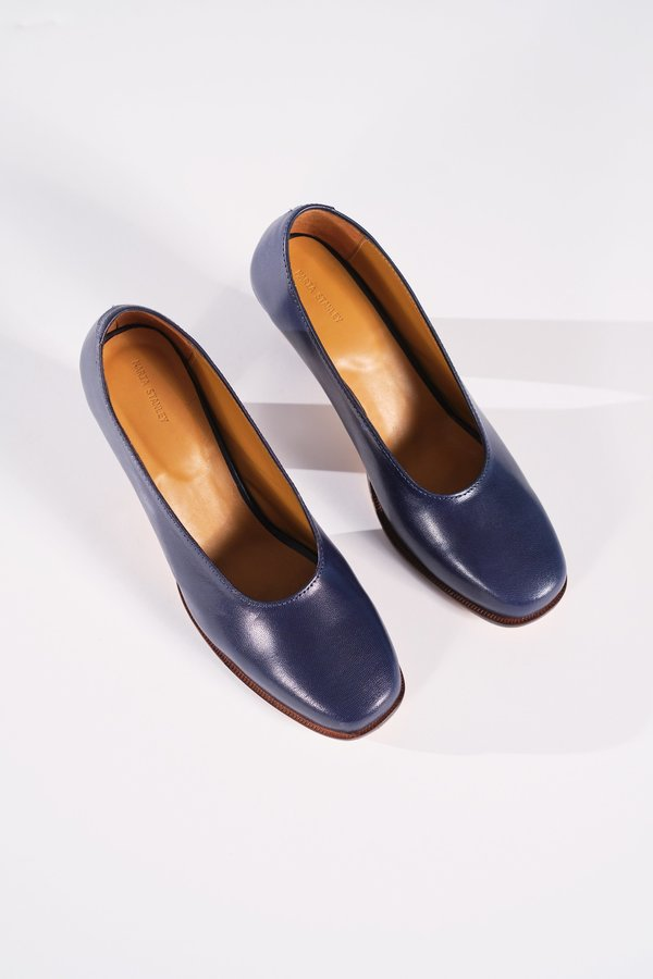 Maria Stanley THE SHOE - navy
