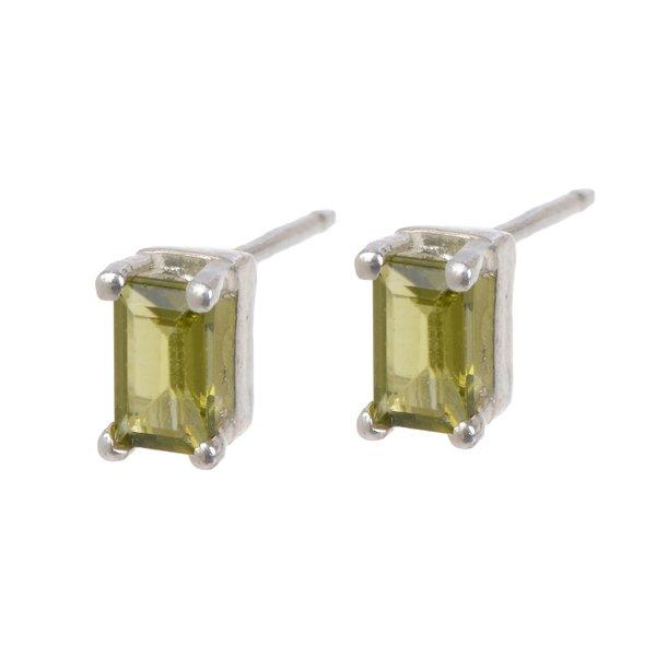Tarin Thomas Kennedy Peridot Earrings