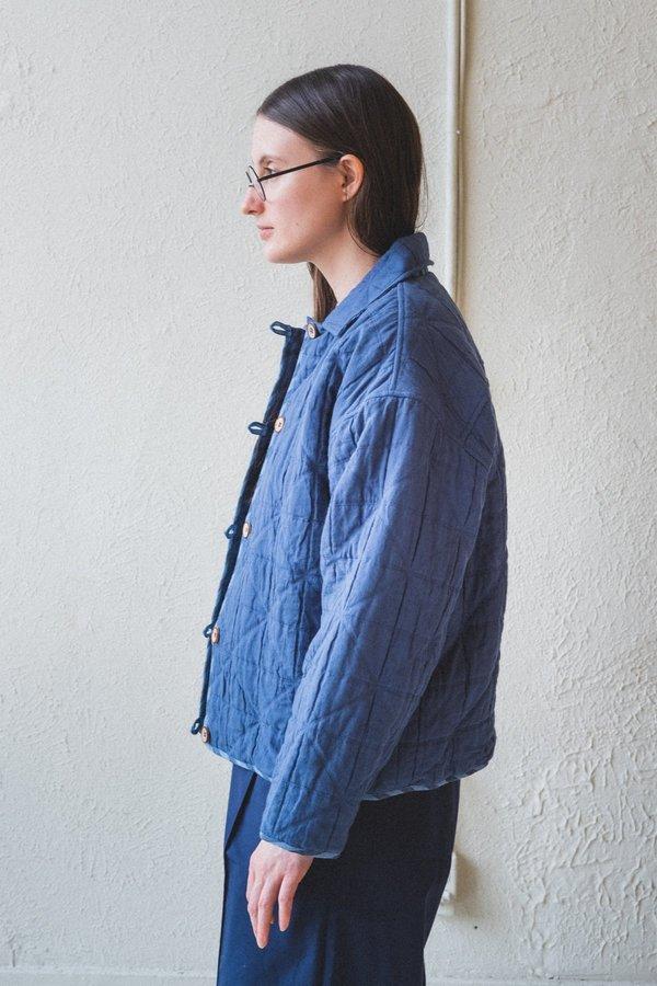 CAWLEY STUDIO ANYA JACKET - Blue