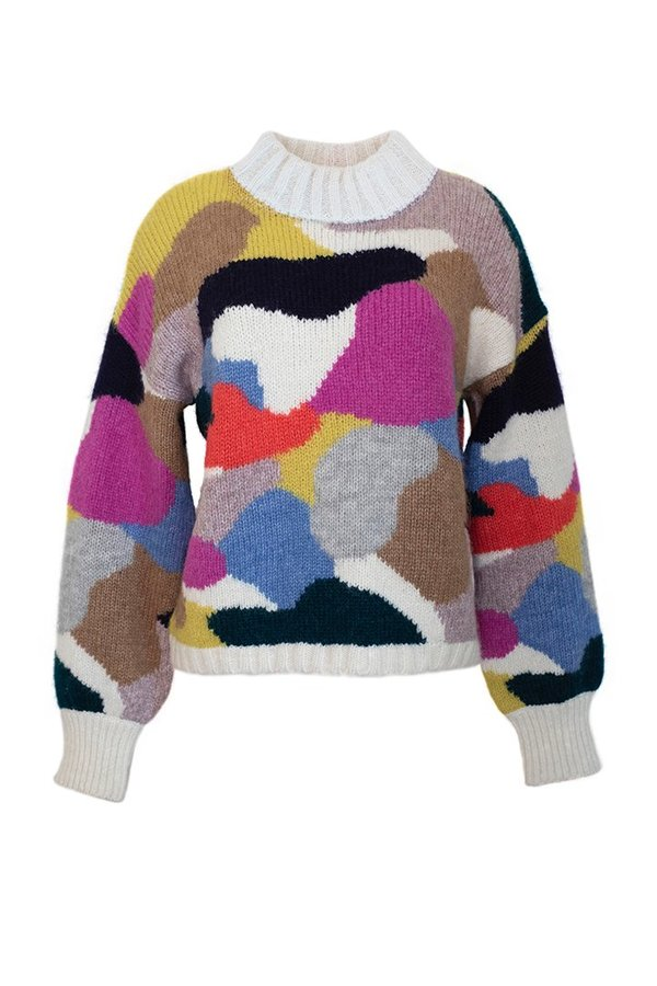 Eleven Six Kit Sweater - Multi