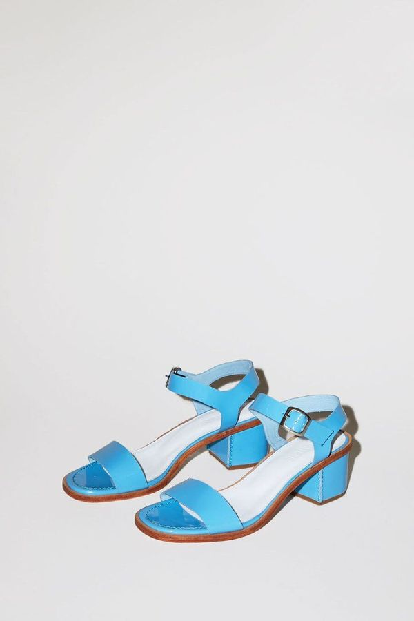 No.6 Palermo Sandal - Cornflower Blue