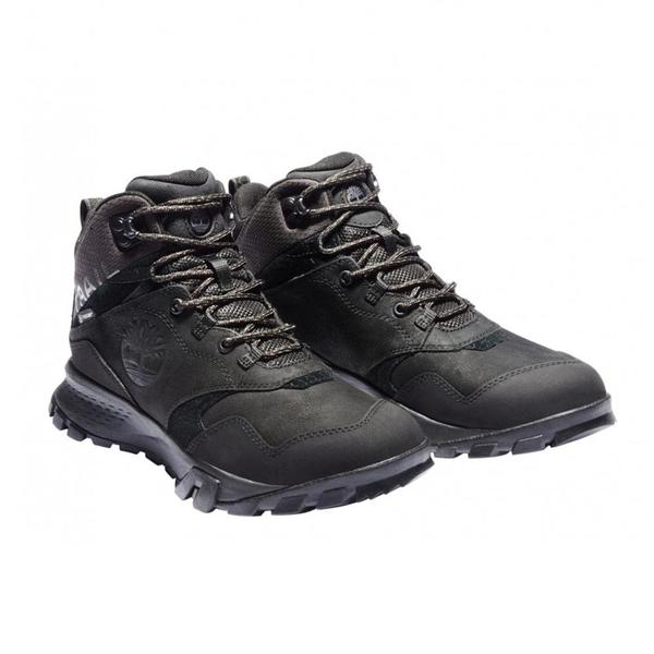 Garrison Trail Mid Waterproof 'Black'