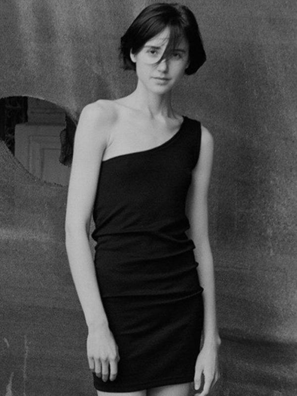 By Signe One Shoulder Dress