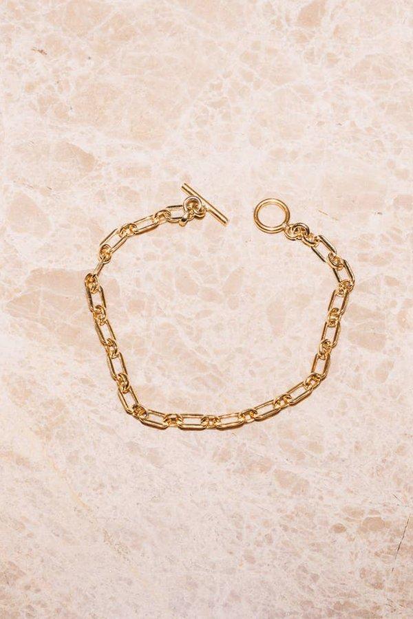 Yo! Jewelry VINTAGE LINK BRACELET