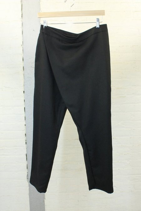House Of 950 Fold Over Pant - Black