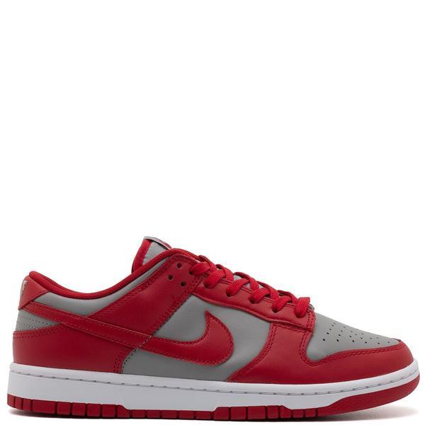 Nike Dunk Low Retro Medium Grey / Varsity Red